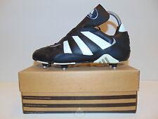 Vintage 90 ADIDAS Santiago Cup Scarpe Calcio 44 US 10 Soccer Boots 1996 Old