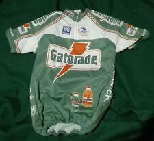 Vintage Cycling jersey shirt Gatorade Bugno 1993 maglia ciclismo bianchi maillot