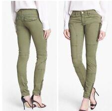 BLANK NYC Olive Green Women's Skinny Cargo Pants $108 Rf Blank NYC