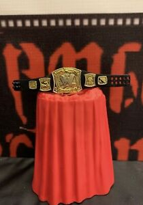 WWE Spinner World Heavyweight Championship Title NEW Belt Figure Mattel Elite