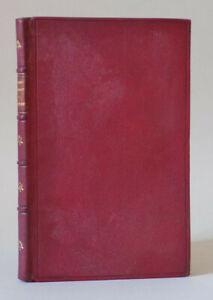 Alfred de MUSSET : Bettine - 1851 - Edition originale reliée