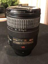 Nikon NIKKOR AF-S VR 24-120mm f/3.5-5.6G SWM Lens (U456890)