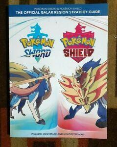 Pokemon Sword & Pokemon Shield The Official Galar Region Strategy Game Guide
