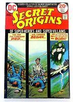 DC Comics SECRET ORIGINS (1973) #5 The SPECTRE VG/FN (5.0) Ships FREE!