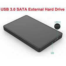 6TB HDD 2.5 Inch Hard Drive Disk Enclosure USB 3.0 SSD Sata Case Box For Laptop