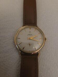 Omega Vintage Watch 1947 Jumbo Esq  Automatic Cal 28.10