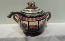 A Zrike Dana Cullen Field and Stream Tureen with Ladle