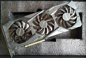 GIGABYTE GeForce RTX 2070 Windforce OC 3X 8GB GDDR6 Graphics Card