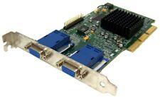HP 5065-8963 G450 Dual VGA 16MB AGP Card P2062-69501 G45+MDHA16D/0E6 Video card