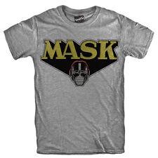 M.A.S.K. T-shirt - Mobile Armoured Strike Kommand- 1985-86 cartoon kenner figure