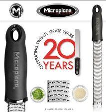 Microplane - Grattugia Serie Premium Classic Schwarz