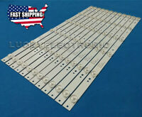 Full set 5835-W50002-2P00 LED Backlight Strips (12) 50UH5500-UA 50UH5530-UB
