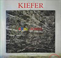 Stelle cadenti |  Anselm Kiefer | Danilo Eccher | Allemandi | 1999 | Trilingue