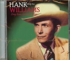 HANK WILLIAMS - LONE GONE LONESOME BLUES - CD - NEW