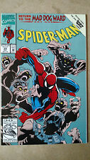 SPIDER-MAN #29 FIRST PRINT MARVEL COMICS (1992) MAD DOG WARD
