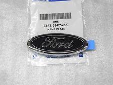 1988 1989 1990 1991 Ford Mustang Crown Victoria Trunk Lid Emblem Name Plate OEM