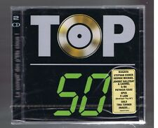 TOP 50 2CDs (NEUF )LA COMPIL DES P'TITS CLOUS(J.HALLYDAY NIAGARA KAAS TURNER)