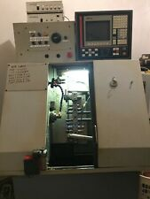 Cms Gt-16, Gang Type Cnc Lathe. Low hours on rebuilt spindle.