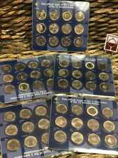 First Official issue of the 1 Euro Coins of the 12 Memberstates Uncirculated Set