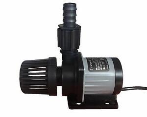 JEBAO /JECOD 320GPH aquarium dc24v return pump with controller,5ft max head