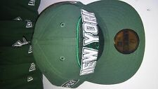 New York Jets New Era Fitted hat size 7 5/8 snapback cap green