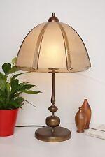 très grand et Lourde ORIGINAL ART NOUVEAU Lampe de bureau Um 1920 en laiton