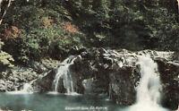 Lovely Vintage Postcard - Glenarriff Falls, Co. Antrim - Northern Ireland (1911)