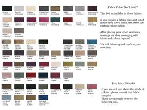 Esupasaver Fabric Samples