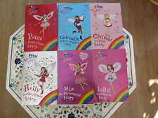 Set 6 Rainbow Magic Books Special Occasion Books by Daisy Meadows P/B