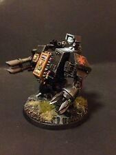 Warhammer 40k Space Marine Black Templar Dreadnought