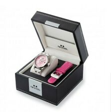 TW Steel Womans Watch (Pink Ribbon) Breast Cancer Awareness Unisex Watch