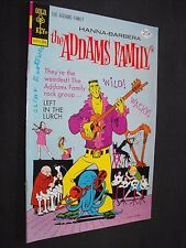 ADAMS FAMILY # 3 1975 LAST ISSUE HANNA-BARBERA TV COMIC VERY GOOD CONDITION