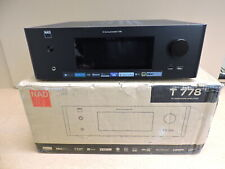 Nad Electronics T778 7.2.4 Channel Home Theater Av Receiver