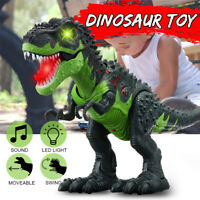 48cm Tyrannosaurus Rex Dinosaurier Aktion LED Licht Kinder Spielzeug Geschenk