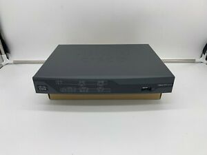 CISCO 887V-SEC-K9 VDSL2 over POTS Security Router with Advanced IP Services ...