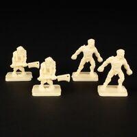 Set of 2 Mummies & 2 Zombies | Original HeroQuest Parts