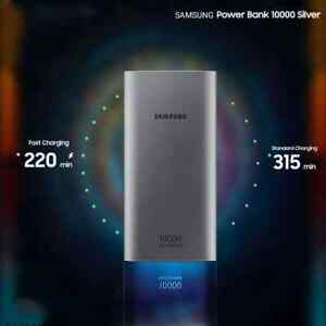 Genuine Samsung Power Bank 10,000 mAh Fast Charging ⚡ Battery Pack Type C USB