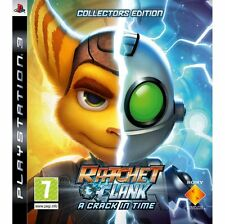 Ratchet & Clank Future: A Crack in Time (Collector's Edition) PS3 PlayStation 3