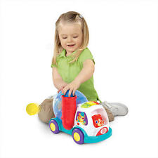 Bright Starts SWIRL AND ROLL Camion - 3 lingue ** GRANDE REGALO **