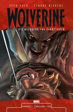 Marvel en exclusiva HC 105 Wolverine vs. Sabretooth lim.444 ex. Variant-Hardcover