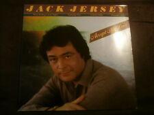 Bovema 12 inch LP ACCEPT MY LOVE von JACK JERSEY (1979)