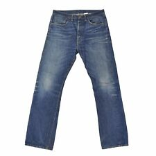 LEVI'S S501XX BIG E REDLINE Selvage Dark Jeans W33 L34 Hose Limitiert Rarität