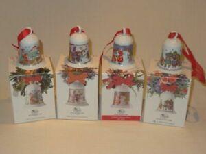 Hutschenreuther Weihnachtsglocke 1994 1995 1996 1997  OVP und weitere ab 1978
