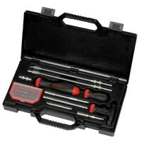 ratcheting screwdriver set (40-piece) | master geardriver gearwrench tool new!