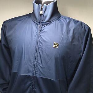 Fila Gold Jacket Size Large