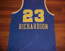 Reebok D'funkd NBA 1955-56 Golden State Warriors Jason Richardson 23 Jersey L