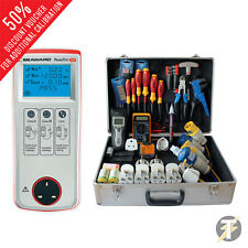 Seaward PrimeTest 100 w/ PAT Tester ProTech Kit PPK202 Wiha 6 pc Screwdriver Set