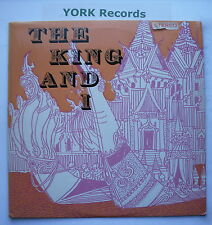 KING & I - Cast Recording - Excellent Condition LP Record World LMP 20