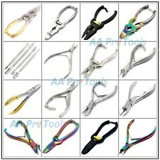 Heavy Duty Toe Nail Clippers Cutters Nippers Trimming Thick Nails Manicure-PICK