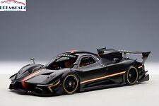 AUTOart 78272 1:18 Pagani Zonda Revolution Carbon Fiber Black